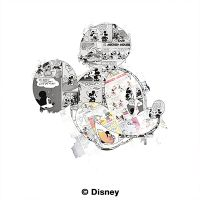 Mickey Mouse – Collage - Disney Mickey Mouse