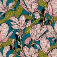 Magnificent Magnolias - Lotti Brown