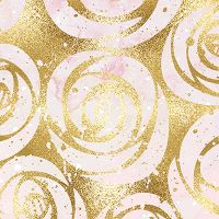 Marble Roses Gold - DeinDesign