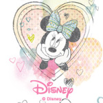 Minnie Never Stop Dreaming - Disney Minnie Mouse