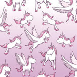 Fluffy Unicorns - DeinDesign